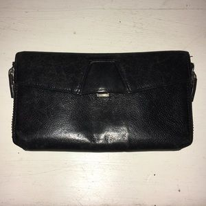 Alexander Wang Quillon Long Compact Wallet